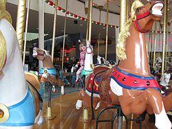 Jantzen Beach Carousel - Wikipedia