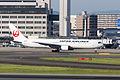 Japan Air Lines, B-767-300, JA602J (17353483375).jpg