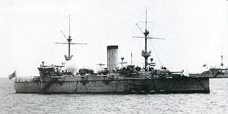 Black Week (Hawaii) - cruiser Naniwa
