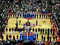 Jazz Pistons standing for anthem.jpg