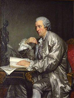 Jean-Baptiste Greuze - Claude Watelet (1765)