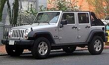 Jeep Wrangler Wikipedia La Enciclopedia Libre