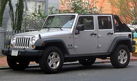 2007 Jeep Wrangler Unlimited X Wiki