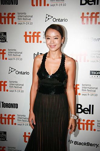 Jeon Do-yeon - Jeon Do-yeon at the 2010 Toronto International Film Festival.