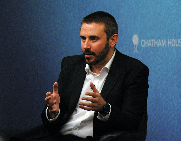 File:Jeremy Scahill at Chatham House 2013.jpg