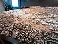 Jerusalem city model - Government center.jpg