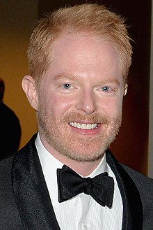 Jesse Tyler Ferguson - the cool, friendly, fun,  actor  with German, French, Irish, Scottish, Dutch, Welsh,  roots in 2020