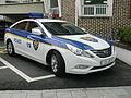 Jinhae Police patrol car.JPG