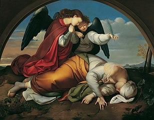 Die tote heilige Caecilia (Wiener Fassung)