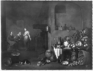 Christus bei Martha
