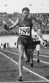 Johannes Viljoen South African athlete