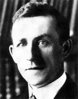 Brookwood Labor College - John Brophy, whose insurgent 1926 Mine Workers' presidential candidacy was actively supported by Brookwood faculty and students.