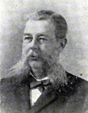 John W. Causey - Image: John W Causey