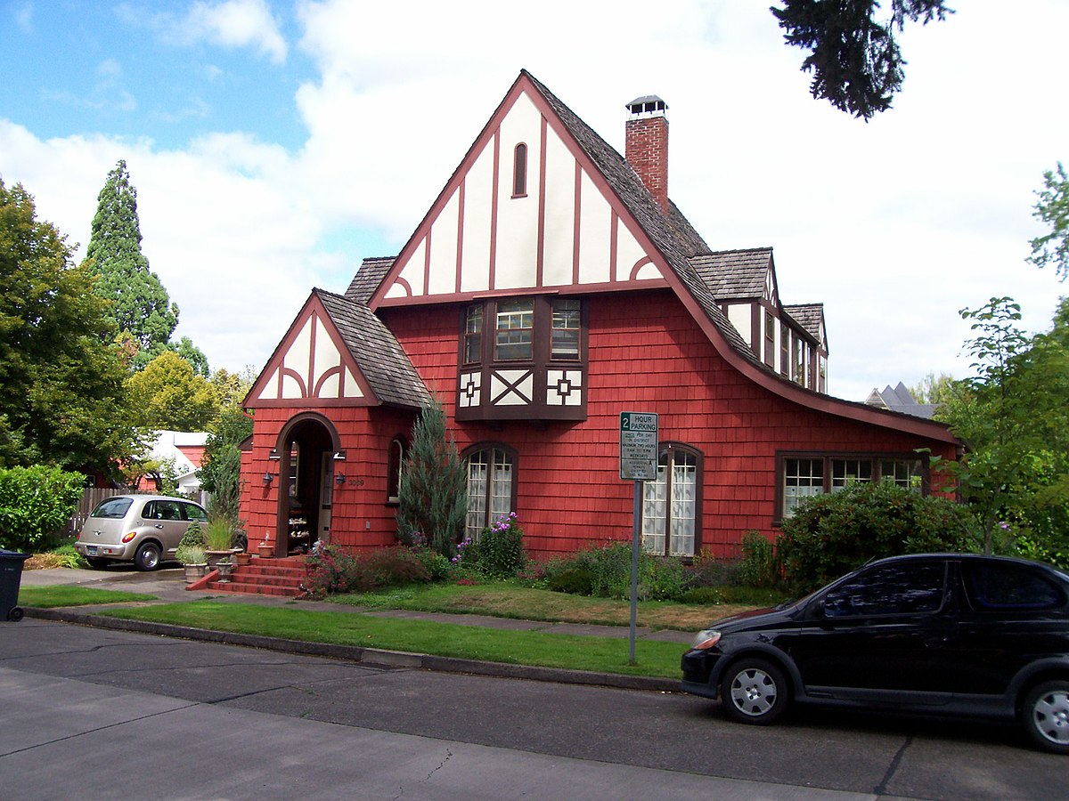 John bexell house wikipedia for Building a home in oregon