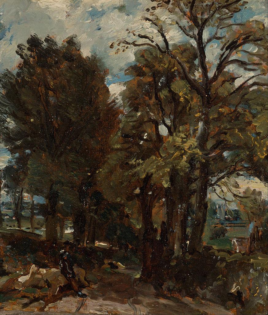 File John Constable Fen Lane East Bergholt Google Art