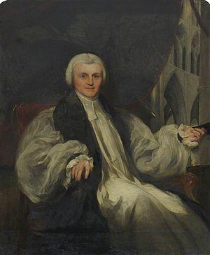 John Kaye (bishop) - Image: John Kaye by Richard Rothwell