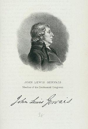 John Lewis Gervais - John Lewis Gervais
