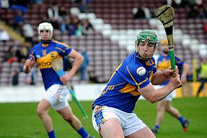 Tipperary GAA - John O'Dwyer against Galway in the 2015 National Hurling League