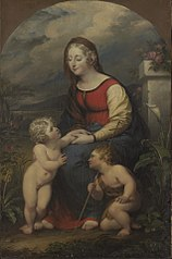 Madonna and Child with St. John theBaptist