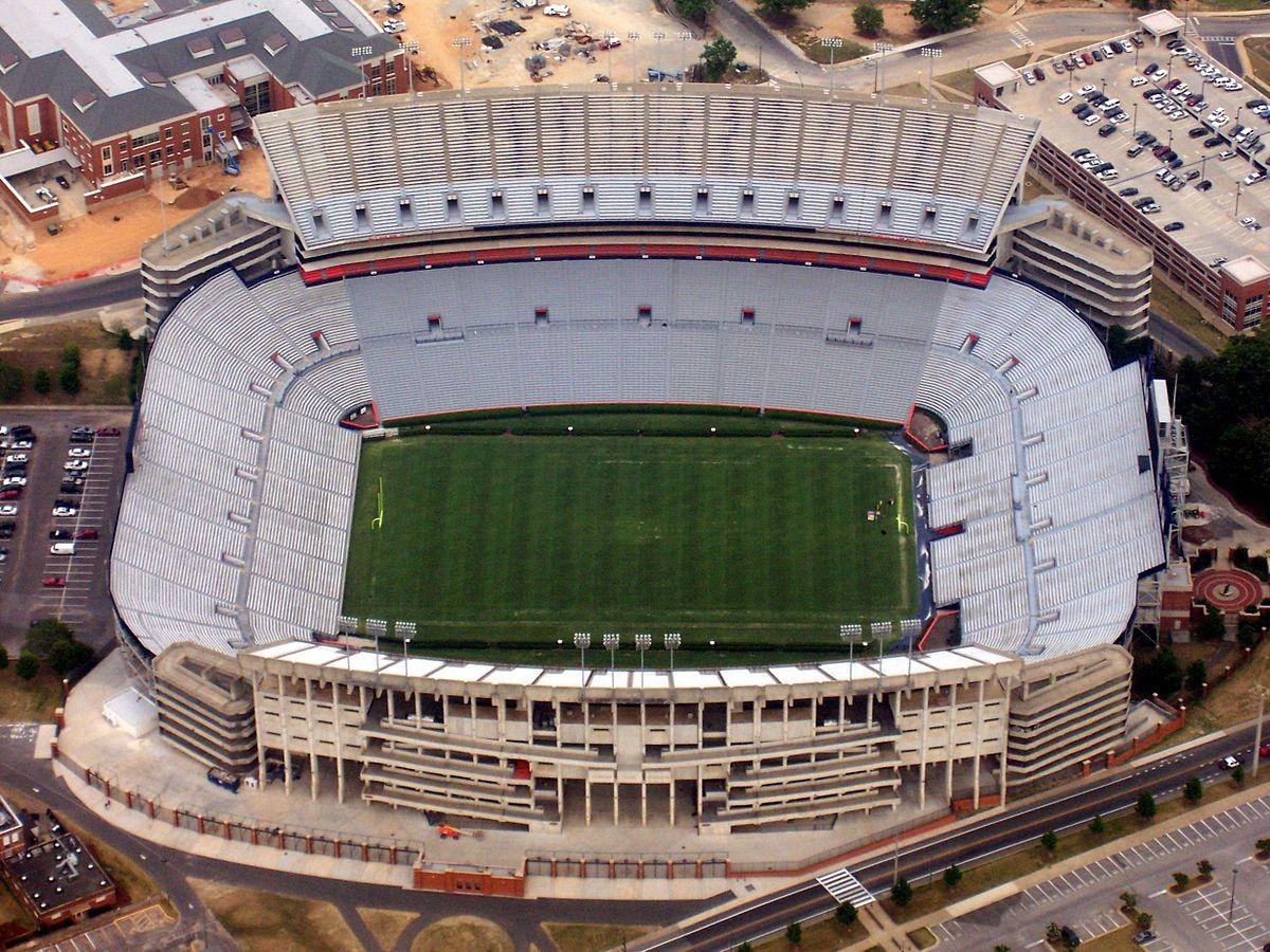 Jordan Hare Stadium Wikipedia