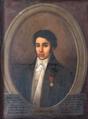 José Ferreira Gomes, introdutor em 1822 da planta do cacau do Brasil na ilha do Príncipe.png