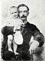 José Martí retrato junto a su hijo José Francisco Nueva York 1880.jpg