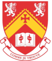 Josephine Butler College Crest.png