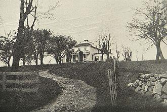 West Haverstraw, New York - Treason House - (Joshua Hett Smith House)