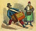 Joueur d'orgue de Barbarie par Cham 1867.jpg