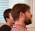 Journée Wikipédia, objet scientifique 2013 01 Robert Viseur.JPG