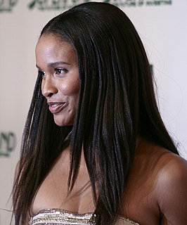 Joy Bryant op het Women's World Award 2009 in Wenen