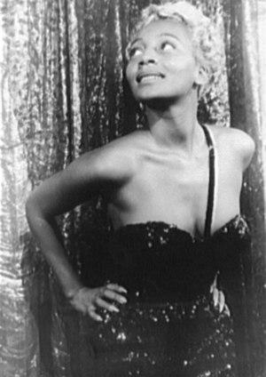 Joyce Bryant - Bryant in 1953