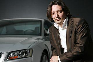 Jozef Kabaň Slovak automobile designer (born 1973)