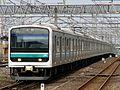 17 / JR東日本E501系電車