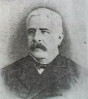 Merlo Partido - Juan Dillon, Merlo's first Mayor.