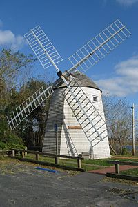 Judah Baker Windmill, South Yarmouth MA.jpg