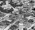 June 8 1966 Southwestern Topeka Kansas tornado damage.jpg