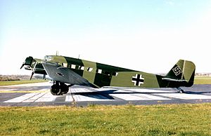 Junkers Ju 52 at the USAF Museum 2007.jpg