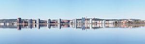 Jyvaskyla panorama