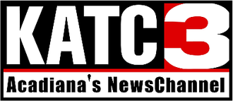 KATC (TV) - Former KATC logo.