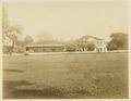 KITLV - 29165 - Hotel d'Europe at Singapore - 1860.tif