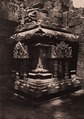 KITLV 155158 - Kassian Céphas - A little temple at the northern corner stair in the Shiva temple of Prambanan near Yogyakarta - 1889-1890.tif
