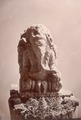 KITLV 87592 - Isidore van Kinsbergen - Sculpture of Ganesha from the Dijeng plateau - Before 1900.tif