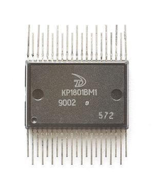 1801 series CPU - KR1801VM1.
