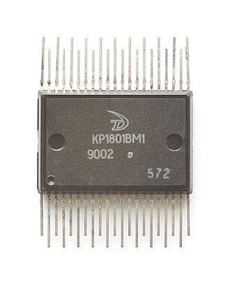 1801 series CPU - KR1801VM1.