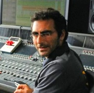 Tharros I Alitheia - The electronic song was composed by Dimitris Kontopoulos.