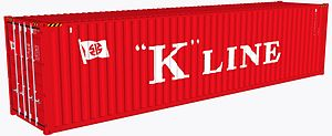 K Line - Image: K Line container