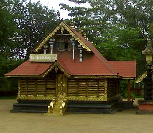 Anchal - Kadakkal Temple