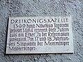 Kalchstraße 29 Inschriftentafel Memmignen.JPG