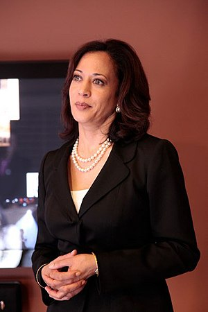 California Attorney General election, 2010 - Image: Kamala Harris photo May 20